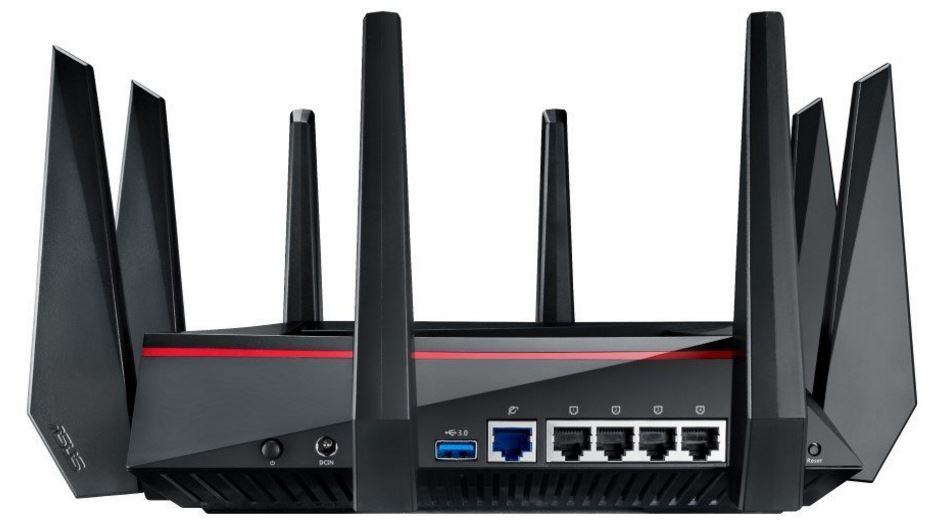 wireless gaming router